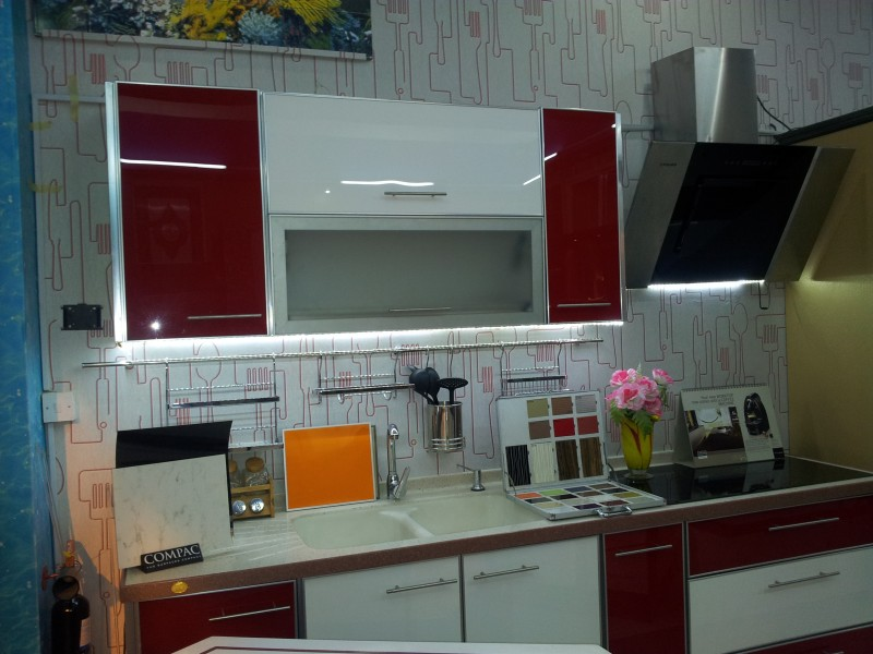 Aluminium Kitchen Cabinets Kitchens