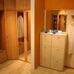 Dressing room cupboards