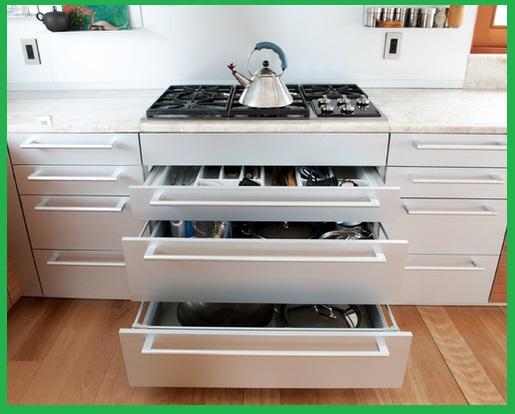 Best Aluminum Kitchen Cabinets in UAE - Adriatic