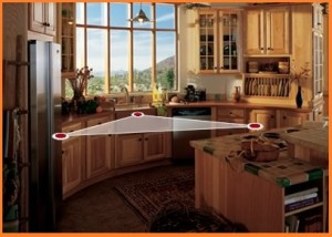 kitchen design- triangle kitchen designs jpg