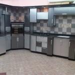 Aluminium kitchens composit panls